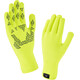 Sealskinz Ultra Grip Gloves Hi Vis Yellow